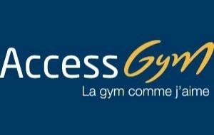 🤸🏼‍♀️ACCESS GYM Jaune et Orange🤸🏼‍♀️